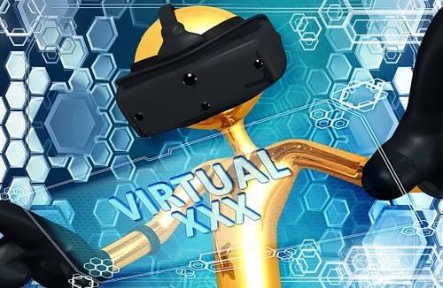 Naughty America VR op CES