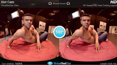 VirtualRealGay Hot Cam
