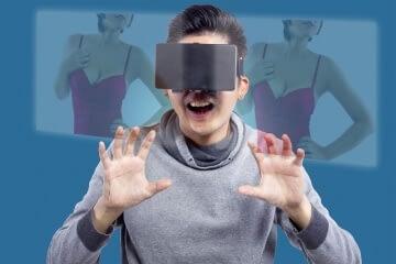 VR porno redding van ontrouw