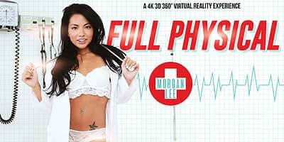 Full physical 360 vr met Morgan Lee
