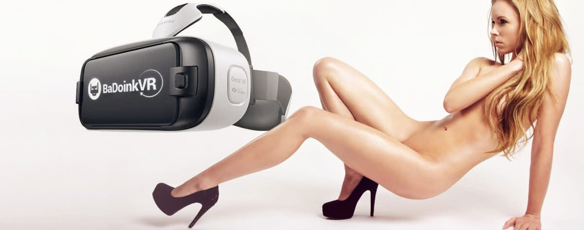 360 graden films van Badoink VR