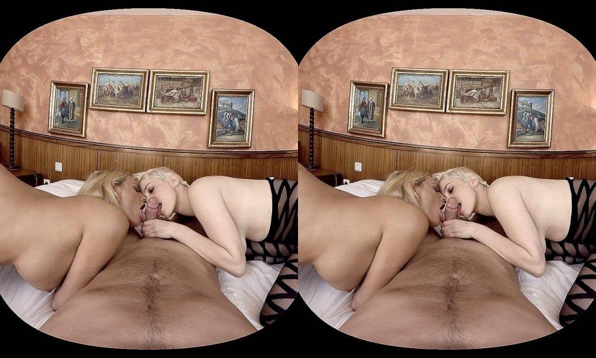 Handleiding voor het kijken van een VR pornofilm op Net69 VR