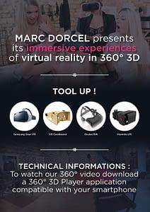 Dorcel VR pornofilm