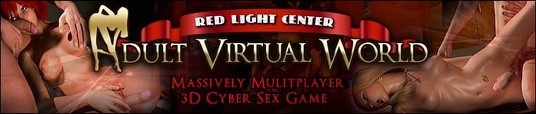 Utherverse Red Light Center Oculus Rift